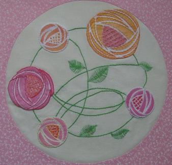 Mackintosh rose revisited